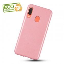 Rozložitelný obal na Samsung Galaxy A20e | Eco-Friendly - Růžová