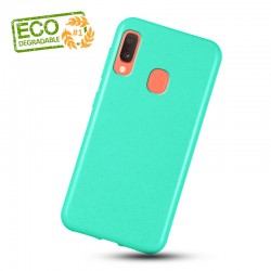 Rozložitelný obal na Samsung Galaxy A20e | Eco-Friendly - Tyrkysová