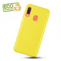 Rozložitelný obal na Samsung Galaxy A20e | Eco-Friendly - Žlutá