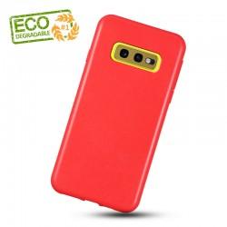 Rozložitelný obal na Samsung Galaxy s10e | Eco-Friendly - Červená