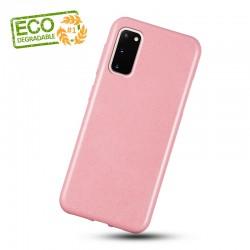 Rozložitelný obal na Samsung Galaxy S20 | Eco-Friendly - Růžová