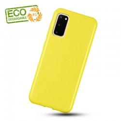 Rozložitelný obal na Samsung Galaxy S20 | Eco-Friendly - Žlutá