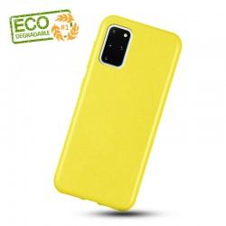 Rozložitelný obal na Samsung Galaxy S20 Plus | Eco-Friendly - Žlutá