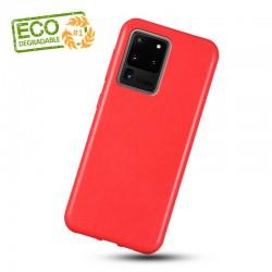 Rozložitelný obal na Samsung Galaxy S20 Ultra 5G | Eco-Friendly - Červená