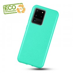 Rozložitelný obal na Samsung Galaxy S20 Ultra 5G | Eco-Friendly - Tyrkysová