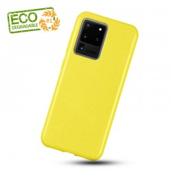 Rozložitelný obal na Samsung Galaxy S20 Ultra 5G | Eco-Friendly - Žlutá