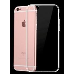iPhone 7 silikonový obal Průhledný