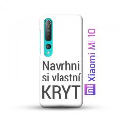 Xiaomi Mi 10 kryt s vlastní fotkou