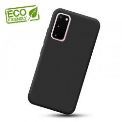 Liquid silikonový obal na Samsung Galaxy S20 | Eco-Friendly - Černá
