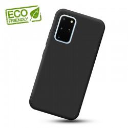 Liquid silikonový obal na Samsung Galaxy S20+ | Eco-Friendly - Černá