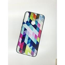 Silikonový obal s potiskem na Huawei P40 Lite E - Colormix