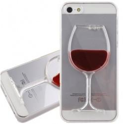 iPhone 7 - 3D obal s vínem