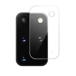 Ochranné sklíčko zadní kamery na Samsung Galaxy S20+
