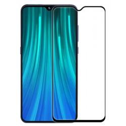 Tvrzené ochranné sklo na mobil Xiaomi Redmi Note 8 Pro - černé okraje