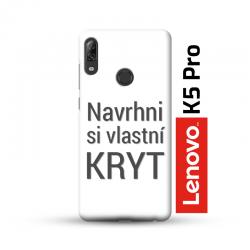 Lenovo K5 Pro kryt s vlastní fotkou