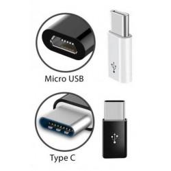 Adaptér MicroUSB na USB-C