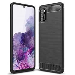 Kryt s motivem Carbon pro Samsung Galaxy A41