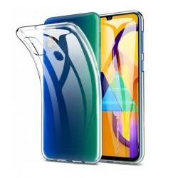 Silikonový průhledný obal na Samsung Galaxy M21