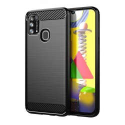 Kryt s motivem Carbon pro Samsung Galaxy M21