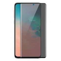 Tvrzené ochranné sklo na Samsung Galaxy S20 - protišpionážní