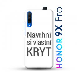 Honor 9X Pro kryt s vlastní fotkou