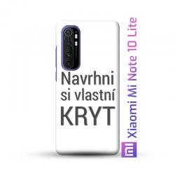 Xiaomi Mi Note 10 Lite kryt s vlastní fotkou