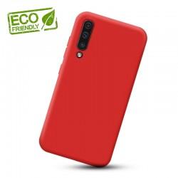 Liquid silikonový obal na Huawei P Smart Pro   Eco-Friendly - Červená