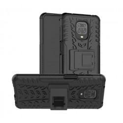 Odolný obal na Xiaomi Redmi Note 9 Pro | Armor case - Černá