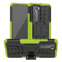 Odolný obal na Huawei P40 | Armor case - Zelená