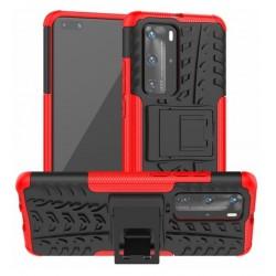 Odolný obal na Huawei P40 | Armor case - Červená