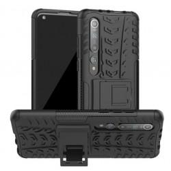 Odolný obal na Xiaomi Mi 10 | Armor case - Černá