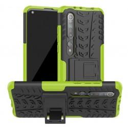 Odolný obal na Xiaomi Mi 10 | Armor case - Zelená