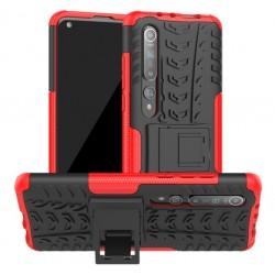 Odolný obal na Xiaomi Mi 10 | Armor case - Červená