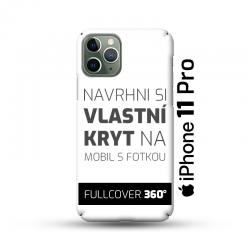 Vlastní kryt na iPhone 11 Pro | Fullcover 360°