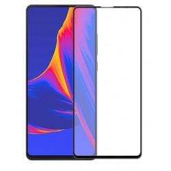 Tvrzené sklo s černými okraji na mobil Honor 9X Pro