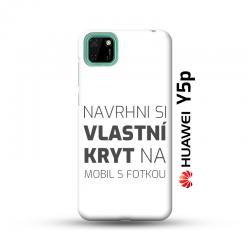 Huawei Y5p kryt s vlastní fotkou