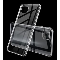 Silikonový průhledný obal na Huawei Y5p