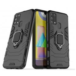 Odolný kryt na Samsung Galaxy M21 | Panzer case - Černá