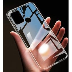 Silikonový průhledný obal na Honor 9X Lite