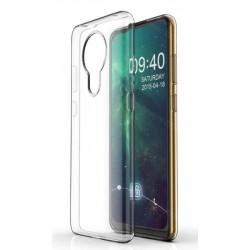 Nokia 5.3 silikonový obal Průhledný