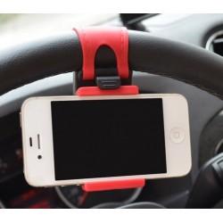 Držák mobilního telefonu na volant, řídítka