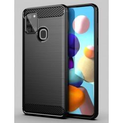 Kryt s motivem Carbon pro Samsung Galaxy A21s