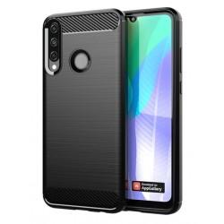 Silikonový obal Carbon na Huawei Y6p