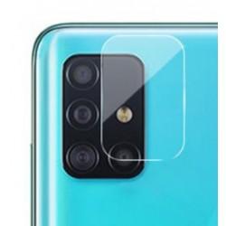 Ochranné sklíčko zadní kamery na Samsung Galaxy A31