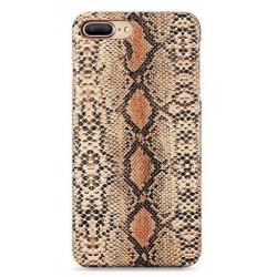 Obal na iPhone Xs s motivem hadí kůže