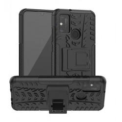 Odolný obal na Honor 9A | Armor case - Černá