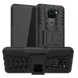 Odolný obal na Xiaomi Redmi Note 9 | Armor case - Černá