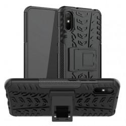 Odolný obal na Xiaomi Redmi 9A | Armor case - Černá