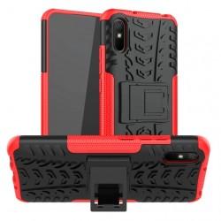 Odolný obal na Xiaomi Redmi 9A | Armor case - Červená