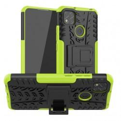 Odolný obal na Xiaomi Redmi 9C | Armor case - Zelená